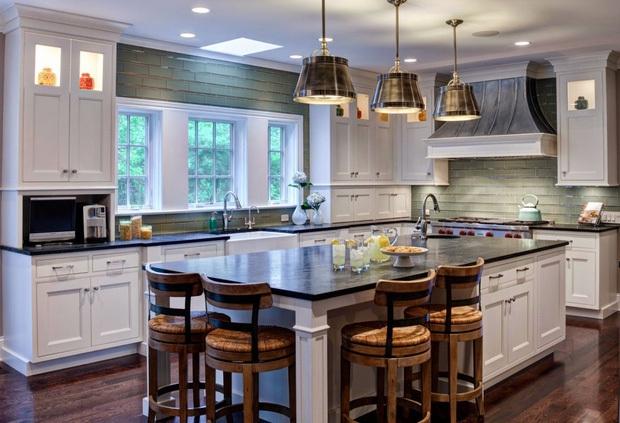 15 ý tưởng trang trí nhà bếp trong mơ dành cho bạn - Ảnh 24.