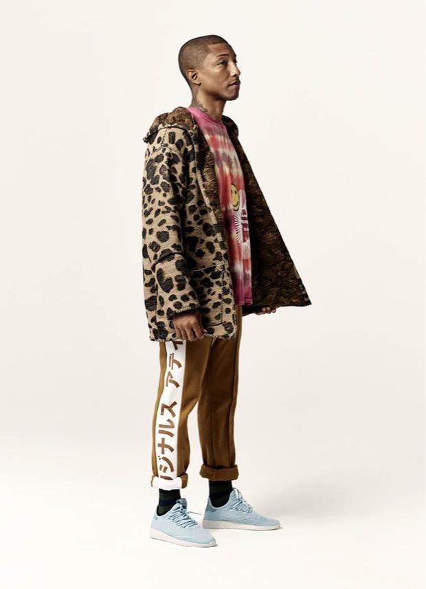 Pharrell Williams và Stan Smith tái hợp cho BST mới toàn tone màu pastel đẹp mê hồn của adidas - Ảnh 12.