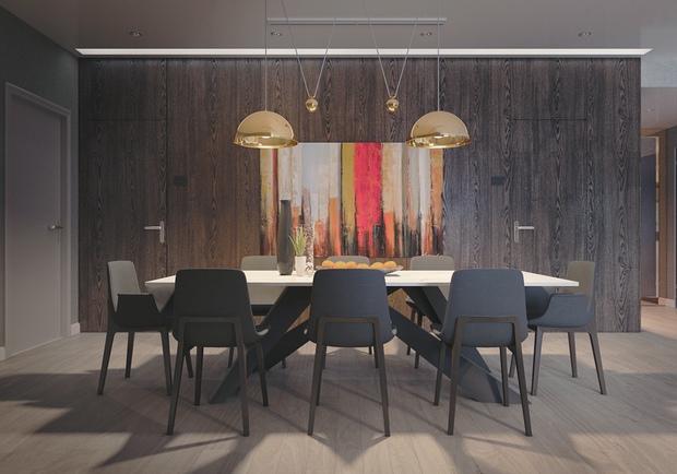 15 thiết kế phòng ăn tuyệt đẹp khiến bạn cả ngày chỉ muốn lăn vào bếp - Ảnh 25.