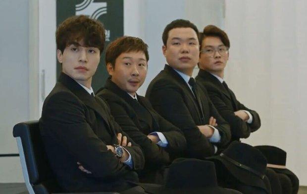 Loạt gương mặt thân quen như người nhà của đài tvN - Ảnh 14.