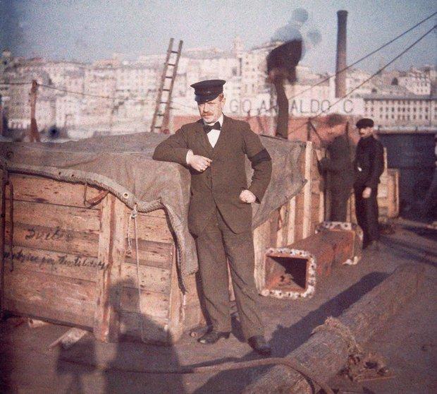 Hơn 100 năm trôi qua, những bức ảnh màu này vẫn là tuyệt tác của nghệ thuật nhiếp ảnh - Ảnh 14.
