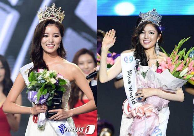 Nghịch lý khó hiểu chỉ xảy ra ở Hàn Quốc: Ca sĩ ngày càng đẹp, Hoa hậu ngày càng xấu thê thảm! - Ảnh 15.