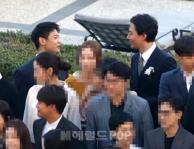 Đám cưới siêu khủng của diễn viên Vườn sao băng: Hội bạn thân tài tử, mỹ nhân hội tụ, thiếu Song Joong Ki - Ảnh 14.