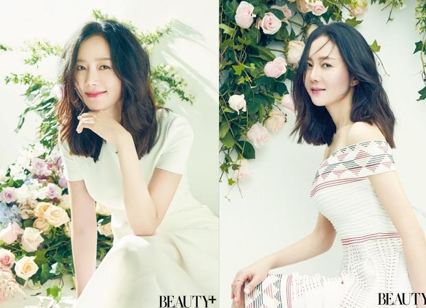 Trớ trêu loạt mỹ nhân U50 xứ Hàn: Sao nữ hạng A lão hóa quá nhanh, sao kém tên tuổi ngày càng rực rỡ - Ảnh 14.