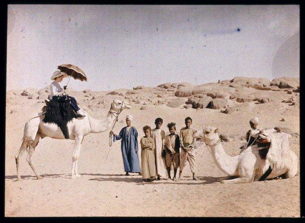 Hơn 100 năm trôi qua, những bức ảnh màu này vẫn là tuyệt tác của nghệ thuật nhiếp ảnh - Ảnh 16.