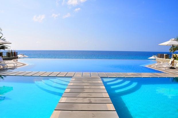 18 bể bơi sang chảnh khắp thế giới dành cho giới nhà giàu - Ảnh 25.