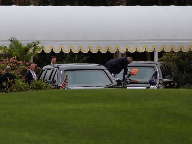 Cận cảnh Đội mật vụ bảo vệ Tổng thống Mỹ Donald Trump - Ảnh 17.