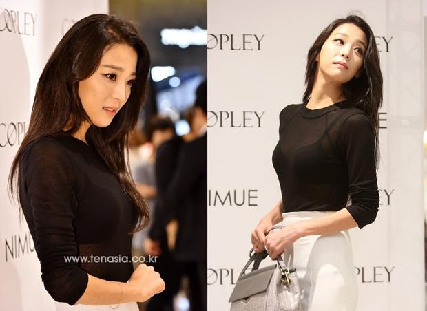 Trớ trêu loạt mỹ nhân U50 xứ Hàn: Sao nữ hạng A lão hóa quá nhanh, sao kém tên tuổi ngày càng rực rỡ - Ảnh 17.
