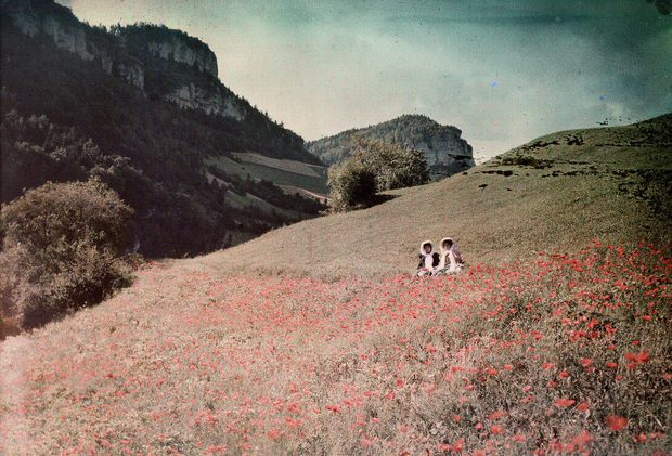 Hơn 100 năm trôi qua, những bức ảnh màu này vẫn là tuyệt tác của nghệ thuật nhiếp ảnh - Ảnh 17.