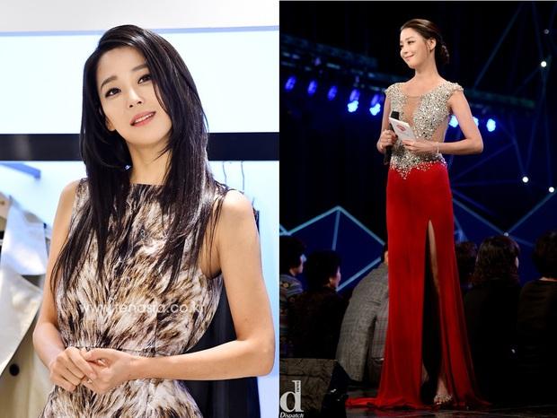 Trớ trêu loạt mỹ nhân U50 xứ Hàn: Sao nữ hạng A lão hóa quá nhanh, sao kém tên tuổi ngày càng rực rỡ - Ảnh 18.