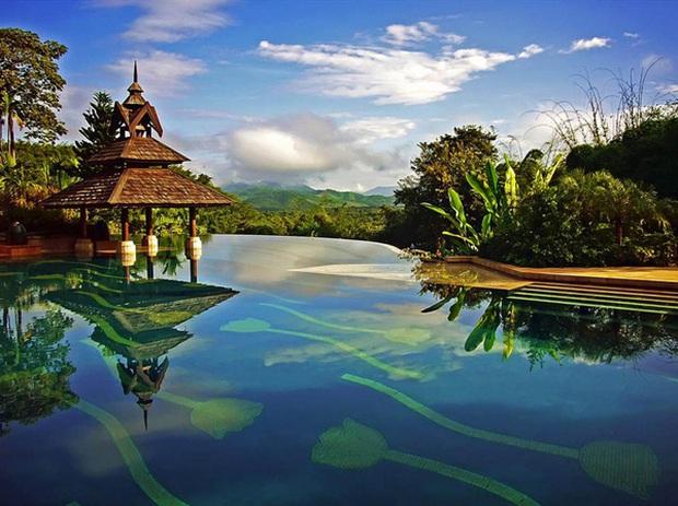 18 bể bơi sang chảnh khắp thế giới dành cho giới nhà giàu - Ảnh 29.