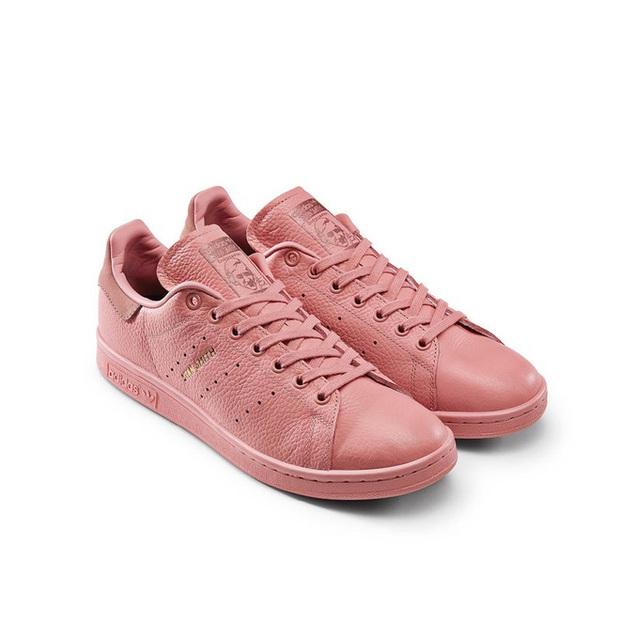 Pharrell Williams và Stan Smith tái hợp cho BST mới toàn tone màu pastel đẹp mê hồn của adidas - Ảnh 18.