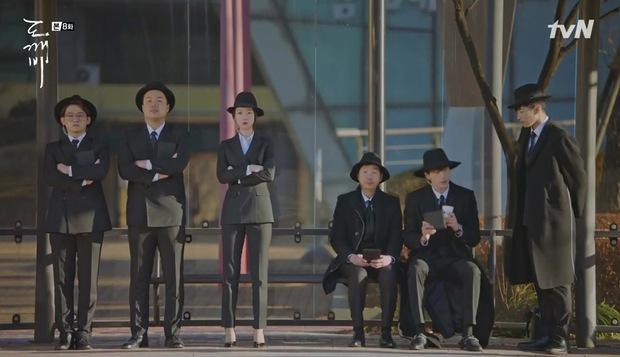 """Lại một giả thiết """"sốc não"""" của Goblin: Eun Tak được sinh ra là nhờ hồn ma gian thần Park? - Ảnh 5."""