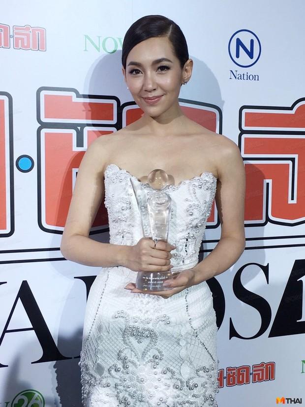 Nhiều mỹ nhân, mỹ nam đình đám Thái Lan tụ hội tại một sự kiện thảm đỏ danh giá - Ảnh 7.