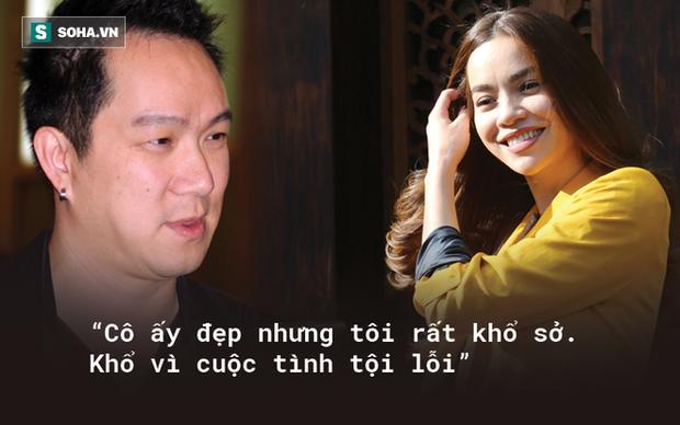 Huy MC lần đầu nói về quá khứ liên quan Hà Hồ: Khổ vì cuộc tình tội lỗi - Ảnh 3.