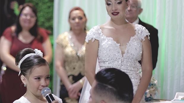 Tại hôn lễ, chú rể thừa nhận đã yêu người khác, cô dâu bật khóc khi biết đó là ai - Ảnh 3.