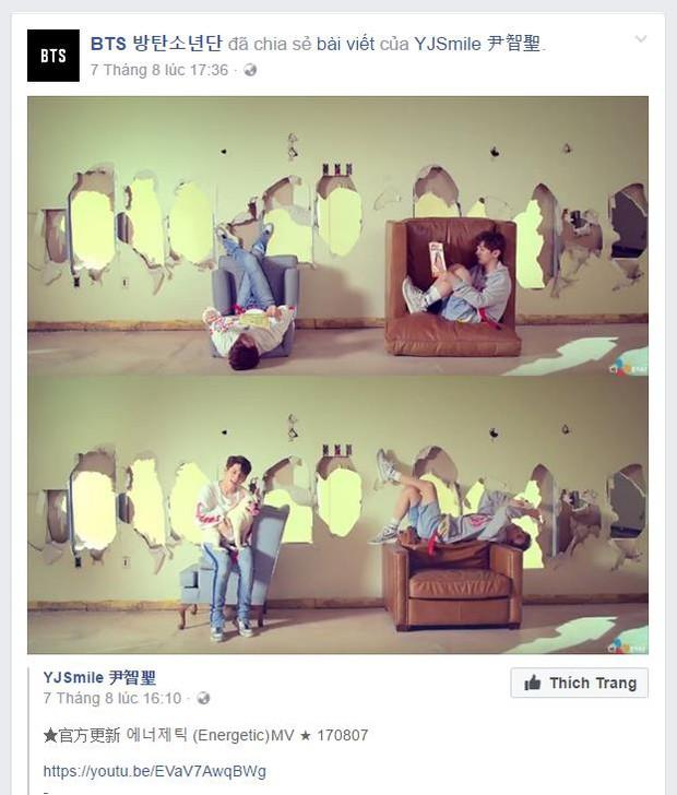 Mê Wanna One, admin đăng cả album ảnh Wanna One lên fanpage BTS gây bức xúc - Ảnh 4.