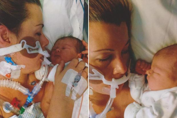 Tim ngừng đập khi sinh con, người mẹ bất ngờ tỉnh dậy sau 1 ngày mê man trên giường bệnh - Ảnh 4.
