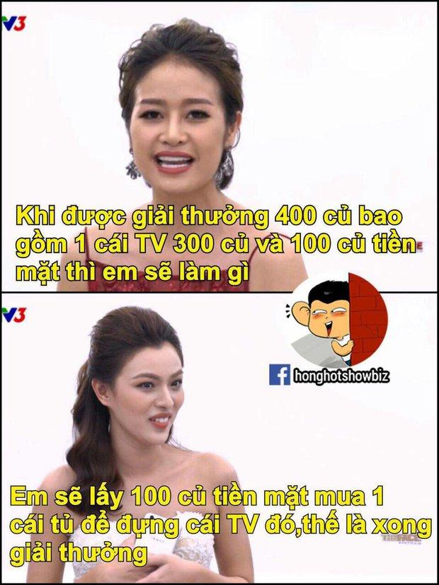 Nhận được 100 triệu và TV 300 triệu: Quán quân The Face Tú Hảo nên... - Ảnh 2.