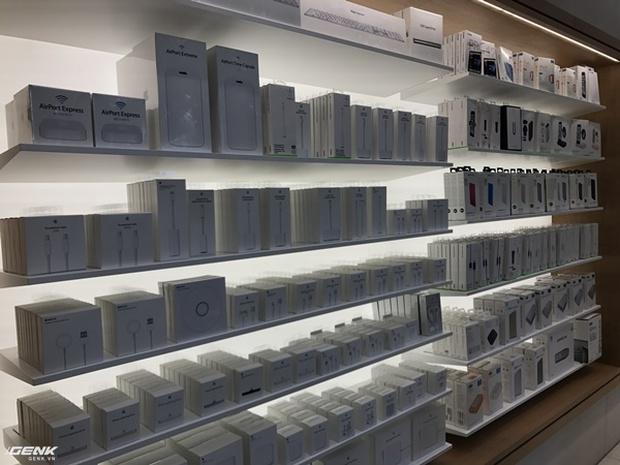 Trải nghiệm thực tế Apple Store Orchard Singapore: khi bạn không chỉ trả tiền cho thương hiệu, thiết kế mà quan trọng hơn cả là trải nghiệm - Ảnh 22.