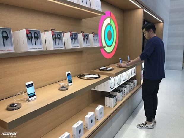 Trải nghiệm thực tế Apple Store Orchard Singapore: khi bạn không chỉ trả tiền cho thương hiệu, thiết kế mà quan trọng hơn cả là trải nghiệm - Ảnh 24.