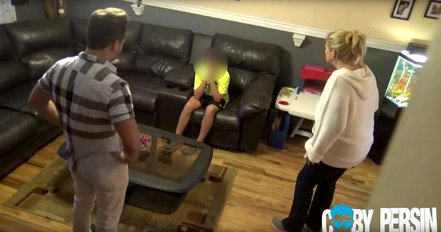 Nhờ một màn kịch, người mẹ đã cho con trai bài học nhớ đời về việc kết bạn qua mạng xã hội - Ảnh 4.