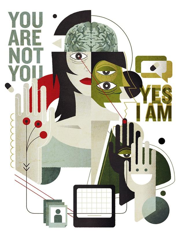 Hội chứng bệnh lạ: khiến chúng ta không nhận ra người thân quen - Ảnh 2.