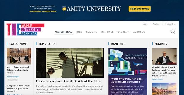 Các trường Đại học trên thế giới được xếp hạng dựa trên tiêu chí nào? - Ảnh 4.