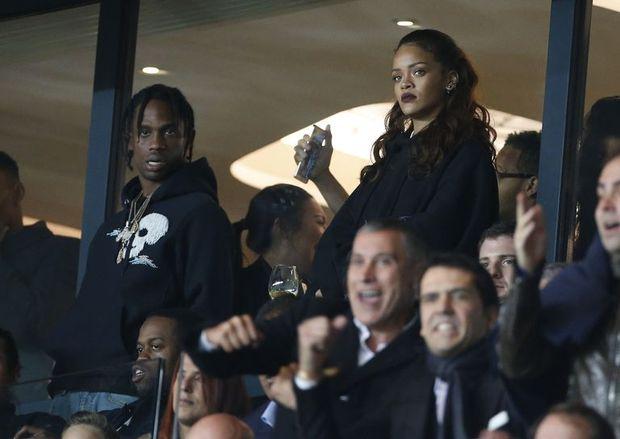 Những bí mật về rapper làm Kylie Jenner có thai: Là bạn trai cũ của Rihanna, sinh viên đại học danh tiếng - Ảnh 4.