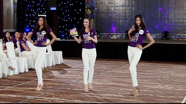 Đạt giải catwalk cũng không thể giúp Hoàng Thùy chiến thắng thử thách trong Tôi là Hoa hậu Hoàn vũ VN - Ảnh 7.