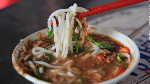 Phở và Gỏi cuốn của Việt Nam lọt tốp 30 món ăn ngon nhất thế giới - Ảnh 6.