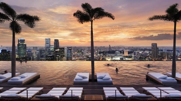 18 bể bơi sang chảnh khắp thế giới dành cho giới nhà giàu - Ảnh 9.