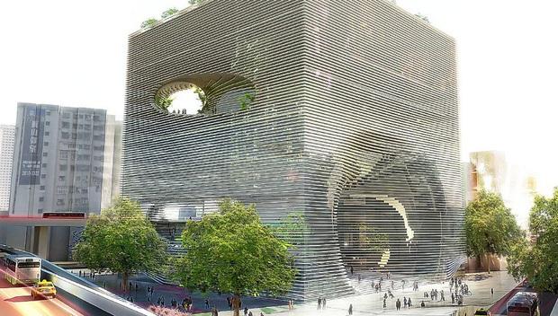 6 kiến trúc khổng lồ bị rút lõi nhưng vẫn đẹp mê hoặc lòng người - Ảnh 5.