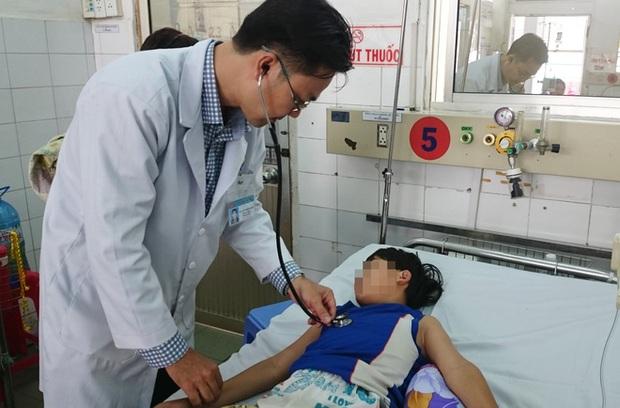 TP.HCM: Đã có ba trẻ tử vong vì sốt xuất huyết - Ảnh 5.