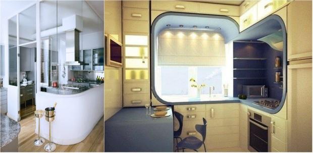 15 ý tưởng trang trí nhà bếp trong mơ dành cho bạn - Ảnh 8.