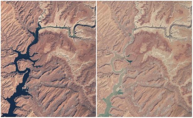 Lục lọi kho ảnh của NASA để thấy Trái đất đã thay đổi khủng khiếp đến thế nào - Ảnh 8.