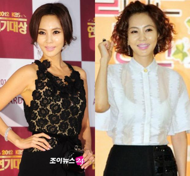 Trớ trêu loạt mỹ nhân U50 xứ Hàn: Sao nữ hạng A lão hóa quá nhanh, sao kém tên tuổi ngày càng rực rỡ - Ảnh 5.
