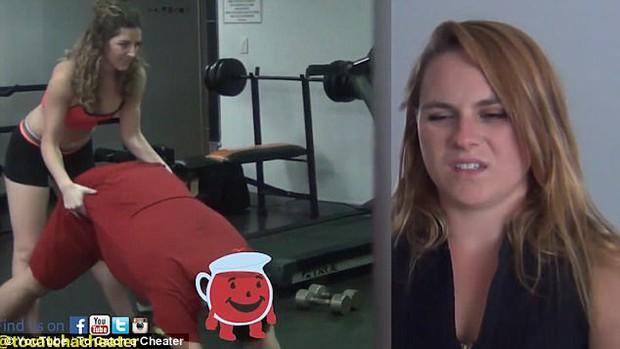 Thuê nữ huấn luyện viên sexy thử lòng bạn trai, cô gái trẻ hối hận khi chứng kiến cái kết - Ảnh 3.