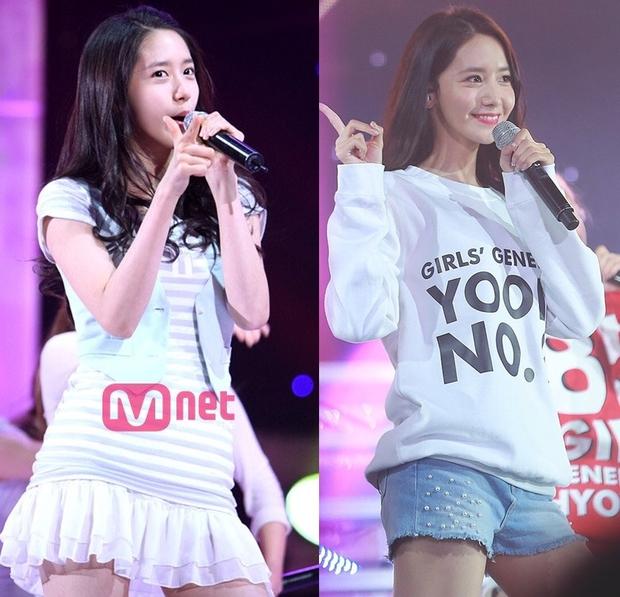 Đẳng cấp nhan sắc không tuổi của Yoona: 10 năm ngỡ như 10 tiếng đồng hồ - Ảnh 6.