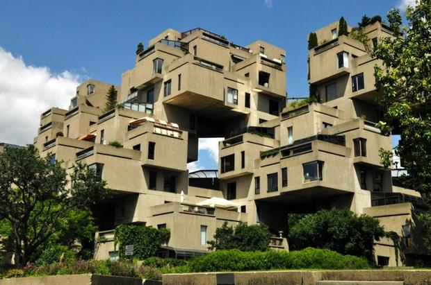 Những ngôi nhà kỳ dị khiến bạn nhìn lại vì tưởng thế giới méo mó hết cả rồi - Ảnh 6.