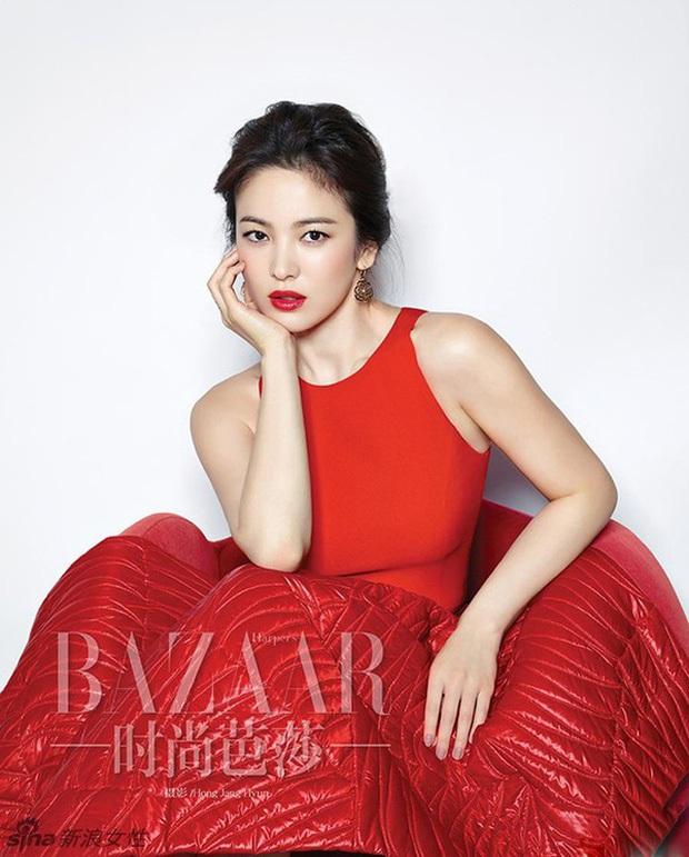 """3 sao nữ hạng A """"sát trai"""" nhất Hàn Quốc: Chênh lệch đẳng cấp từ nhan sắc cho tới tài sản! - Ảnh 8."""