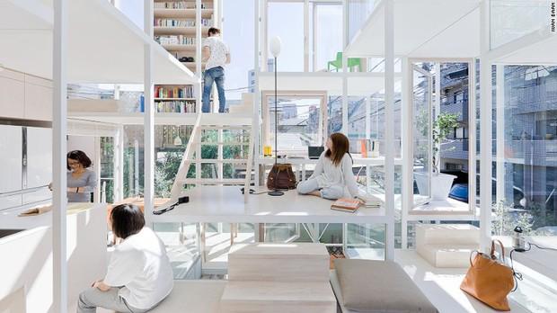 Nhật Bản: Kiến trúc nhà thân thiện với thiên nhiên bắt nguồn từ những giá trị văn hoá sâu sắc - Ảnh 7.
