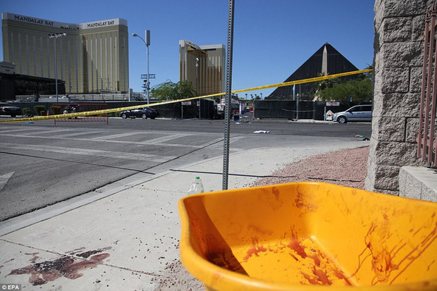 Cảnh tượng đau lòng sau vụ thảm sát đẫm máu nhất nước Mỹ: Túi đựng thi thể chồng chất, máu vương vãi khắp nơi - Ảnh 7.