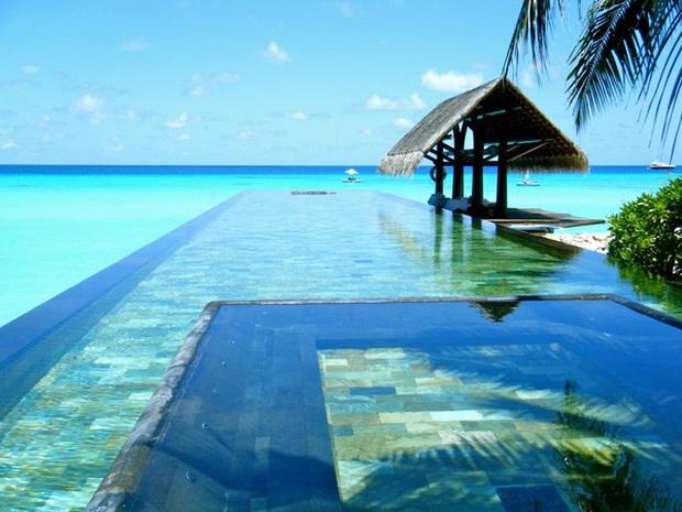18 bể bơi sang chảnh khắp thế giới dành cho giới nhà giàu - Ảnh 13.