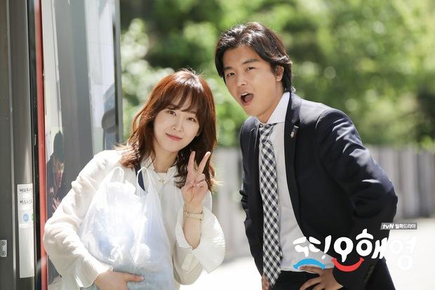 Loạt gương mặt thân quen như người nhà của đài tvN - Ảnh 9.