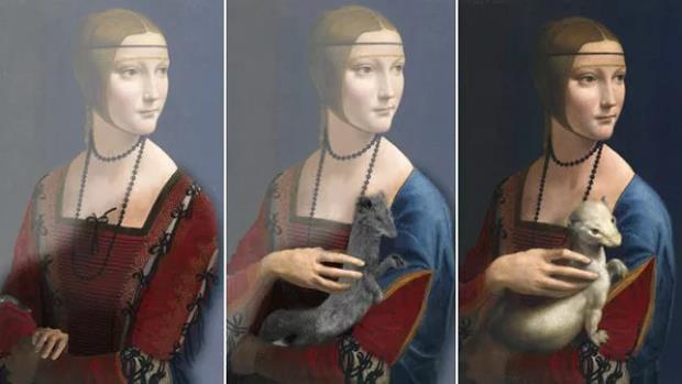 7 bí mật động trời được giấu trong những bức họa nổi tiếng - Ảnh 6.