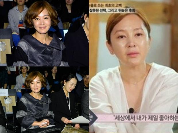 Trớ trêu loạt mỹ nhân U50 xứ Hàn: Sao nữ hạng A lão hóa quá nhanh, sao kém tên tuổi ngày càng rực rỡ - Ảnh 9.