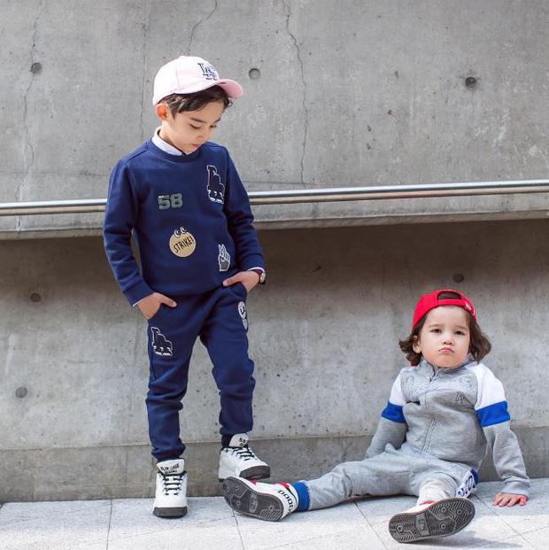 Cứ mỗi mùa Seoul Fashion Week đến, dân tình lại chỉ ngóng xem street style vừa cool vừa yêu của những fashionista nhí này - Ảnh 10.