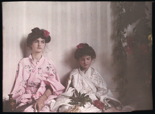 Hơn 100 năm trôi qua, những bức ảnh màu này vẫn là tuyệt tác của nghệ thuật nhiếp ảnh - Ảnh 10.