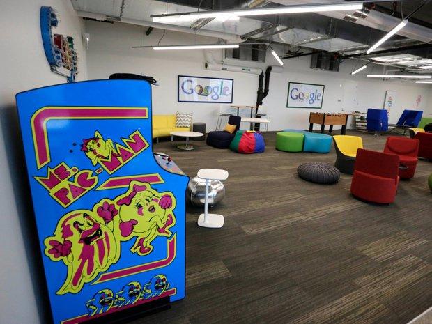 25 hình ảnh chứng tỏ Google đúng là nơi làm việc trong mơ - Ảnh 10.